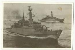 Ship  Originals Photo The Royal Navy ´s 14 X 9 1/2 Cmm  See Next Scan - Photos