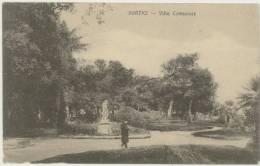 PORTICI -NAPOLI - VILLA COMUNALE 1914 FORMATO PICCOLO - Portici