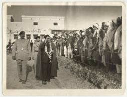Pakistan First Prime Minister Liaquat Ali Khan Originals Photo 22x16cmm - Identified Persons