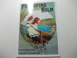 Portofino Kulm Pubblicitaria  Hotel Portofino Kulm - Advertising