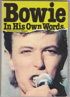 David Bowie - In His Own Words - 1982 - Culture