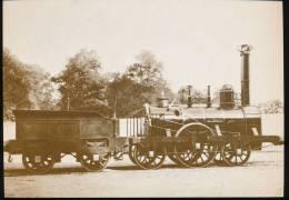 "Train --- Locomotive  "" Le Belge ""  --- 1835 - Treinen"