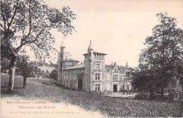MONTESQUIEU AVANTES. Château Des Espas Au Comte Begouen. - Non Classés