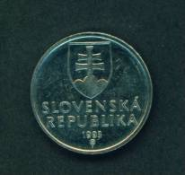 SLOVAKIA  - 1993  5 Sk  Circulated As Scan - Slovakia
