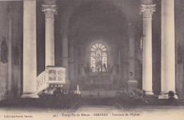 21398 Presqu Ile De Rhuys Sarzeau Interieur De L église -412 David