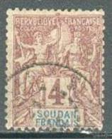 Collection SOUDAN ; Colonies ; 1894 ; Y&T N° 5 ; Oblitéré - Oblitérés