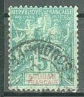 Collection SOUDAN ; Colonies ; 1894 ; Y&T N° 6 ; Oblitéré - Oblitérés
