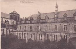 21409 Notre Dame Thymadeuc  Rohan Bréhan Loudéac - Cour  Intérieur - France