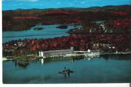 L'Esterel, Quebec - Hotel De Villegiature Situe Sur Les Bords Du Lac Dupuis - Ouvert Toute L'annee Resort Hotel - Quebec