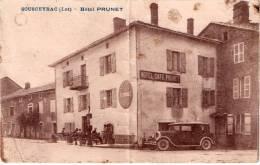Cpa SOUSCEYRAC, L'hôtel Prunet   (14.76) - Sousceyrac