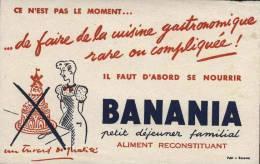 Buvard - BANANIA - Blotters