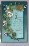 Image Pieuse Religieuse Holy Card - Ed Bouasse Jeune 3582 - Eugénie Capette 29-06-1891 Nancy ? - Santini