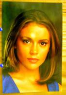 LES JOLIES PIN UP DE LA SERIE TV CHARMED N° 18 - Charmed