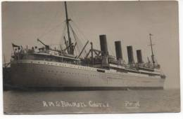 Arundel Castle - Paquebort Britanique - 11 Septembre 1919 - Paquebots