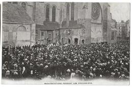 Manifestations Pendant Les Processions - Manifestazioni