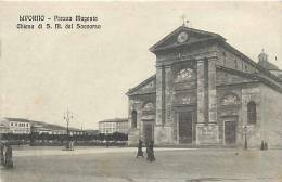 Italie -ref A779- Livorno  - Carte Bon Etat  - - Livorno