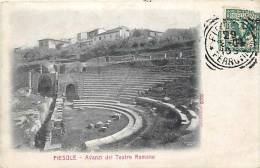 Italie -ref A768- Fiesole  - Carte Bon Etat  - - Italie