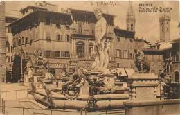 Italie -ref A764-florence -firenze    - Carte Bon Etat  - - Firenze (Florence)