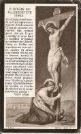 DP. ROSALIE MAES - ° WESTENDE 1861  + LOMBARTZIJDE 1921 - Religión & Esoterismo