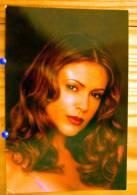 LES JOLIES PIN UP DE LA SERIE CHARMED IMAGE PANINI N° 55 PHOEBE - Charmed