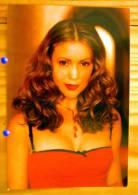 LES JOLIES PIN UP DE LA SERIE CHARMED IMAGE PANINI N° 26 PHOEBE - Charmed