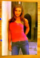 LES JOLIES PIN UP DE LA SERIE CHARMED IMAGE PANINI N° 45 - Charmed