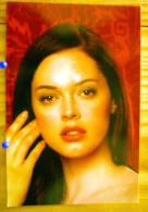 LES JOLIES PIN UP DE LA SERIE CHARMED IMAGE PANINI N° 65 - Charmed
