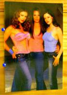 LES JOLIES PIN UP DE LA SERIE CHARMED IMAGE PANINI N° 14 PIPER PHOEBE PAGE - Charmed