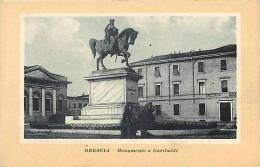 Italie -ref A658- Brescia   -carte Bon Etat  - - Brescia