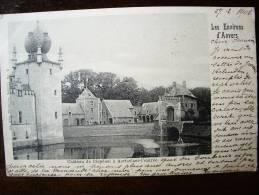 AARTSELAAR - Verzonden 1901 - Kasteel Cleydael - Nels Serie 71 No 2  - Lot 212 - Aartselaar