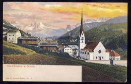 St. Christina In Gröden    Bolzano   Bozen   Undivided Back  Pre-1904 - Bolzano (Bozen)