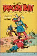 Albi Di Pecos Bill(Mondadori 1961) N. 55 - Libri, Riviste, Fumetti
