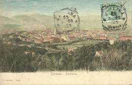 Sarzana(La Spezia)-Panorama-1905 - La Spezia