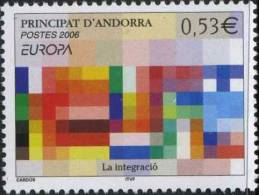 PIA - ANDORRA  FR. - 2006 : Europa - (Un 627) - 2006