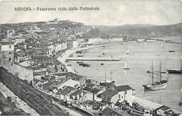 Italie -ref A575- Ancona  - Carte Bon Etat   - - Ancona