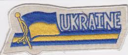 UKRAINE - Stoffabzeichen
