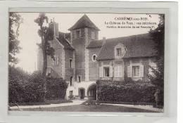 CARRIERES-SOUS-BOIS (78)/EDIFICES/CHATEAUX/Le Château De Vaux/Vue Interieure/Pavillon De Nourrice Du Roi François 1er - France
