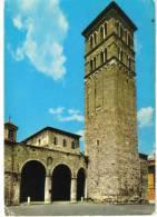 Rieti-cattedrale E Torre Campanaria - Rieti