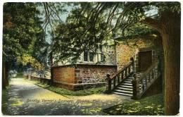 HADDON HALL : DOROTHY VERNON´S DOORWAY / POSTMARKS - LONDON & BOLTON 1904 - Derbyshire