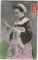 Madame Jaffrenou Costume De Carhaix - Carhaix-Plouguer