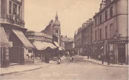 CARNARVON (CAERNARFON ?) Bridge Street - Caernarvonshire