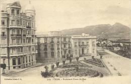 ORAN - Boulevard Front De Mer - 1918 - Oran