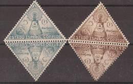 ESBE19-L3788TO.España.Spain Espagne VIRGEN  DEL PILAR.BENEFICENCIA 1938 .(Ed 19/0** Par)sin Charnela MUY BONITA - Religiones