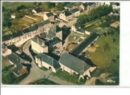 Roly Vue Aerienne Château Ferme - Philippeville