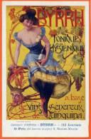 BYRRH - Concours S'affiches - 6ème Prix A. BEAUME MILLER - Werbepostkarten