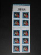 Belgi� Belgique Belgium 2004 Boekje zelfklevende postzegels Kerstmis Christmas joint issue Germany - Belgium (Rubens)