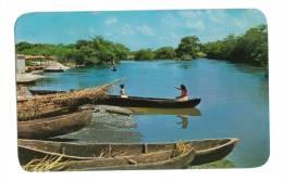 Mexique Laguna Mandinga Veracruz - Mexique