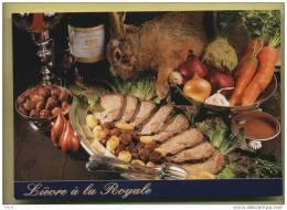 Recette Lievre A La Royale ( Gibier ) - Animaux & Faune
