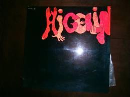 33 T  HIGELIN - Vinyl Records