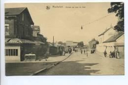 Rochefort Arrivée Du TRAM De Han Station X714 - Rochefort